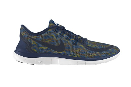 "NIKEiD Launches ""GYAKUSOU Camo"" Option for the Nike Free 4.0 Hybrid"
