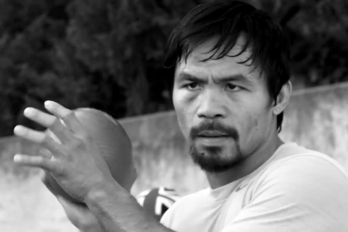 Nike's 'Inner Strength' Video Goes Inside Manny Pacquiao's Training Process