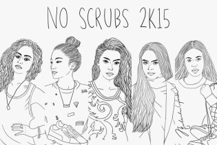 No Scrubs 2k15 with Vashtie Kola, Sophia Chang, Adrianne Ho, Emily Oberg and Aleali May