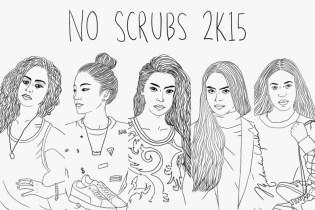 No Scrubs 2k15 with Vashtie Kola, Sophia Chang, Adrianne Ho, Emily Oberg and Aleali May