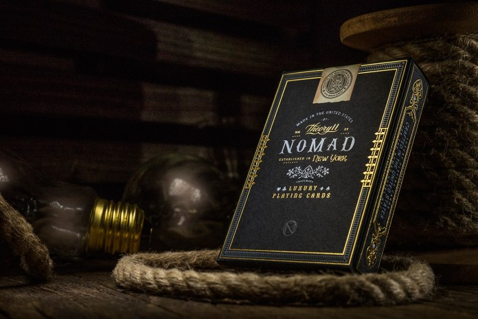 NoMad x Playing Cards