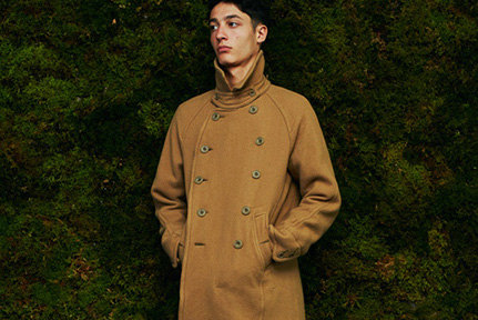 nonnative 2015 Fall/Winter Lookbook