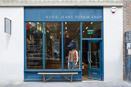Nudie Opens New Shoreditch Boutique