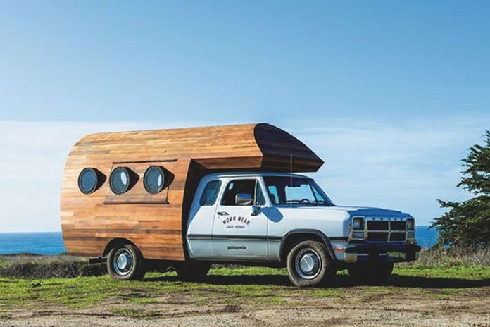 Patagonia's Worn Wear Truck Aims to Fix and Educate You on Your Patagonia Product