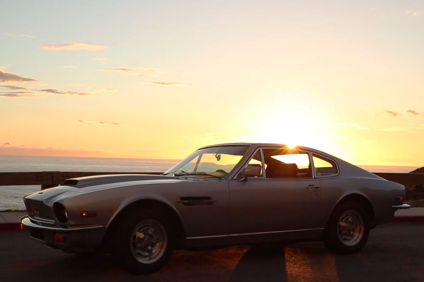 Petrolicious Shows a 1977 Aston Martin Shared by Father and Son