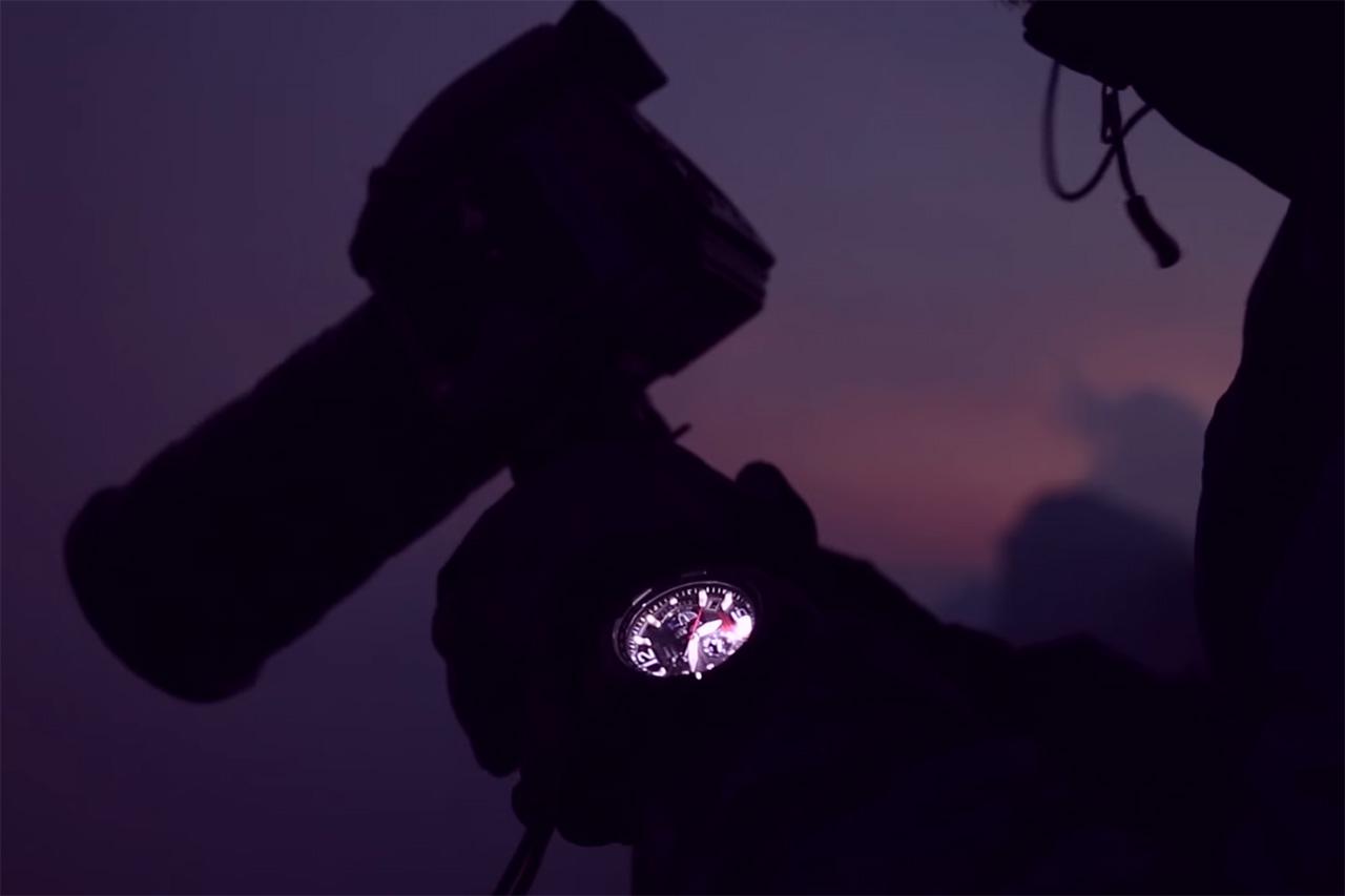Photographer Klaus Thymann Travels the World Testing the G-Shock GPW1000