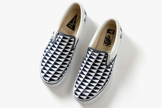 Pilgrim Surf + Supply x Vans 2015 Spring/Summer Classic Slip-On