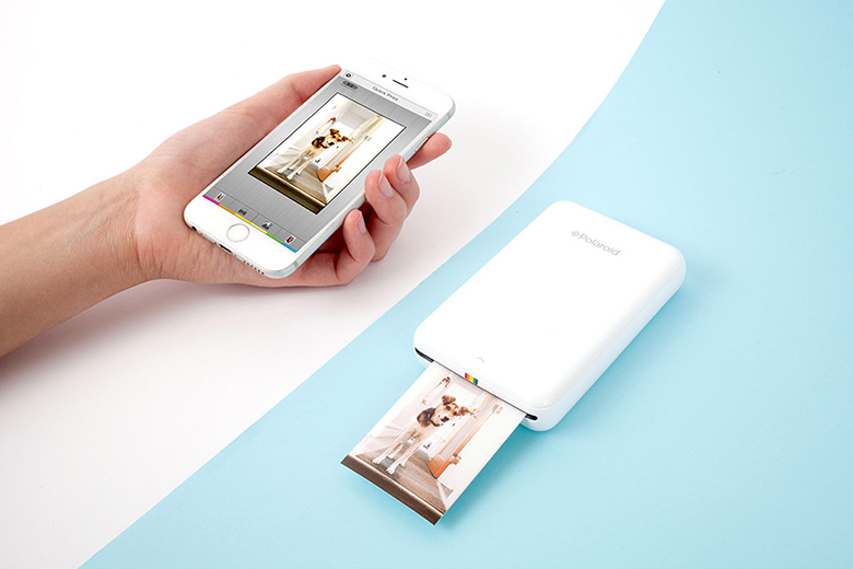 "Polaroid Launches ""Zip"" Instant Mobile Printer"