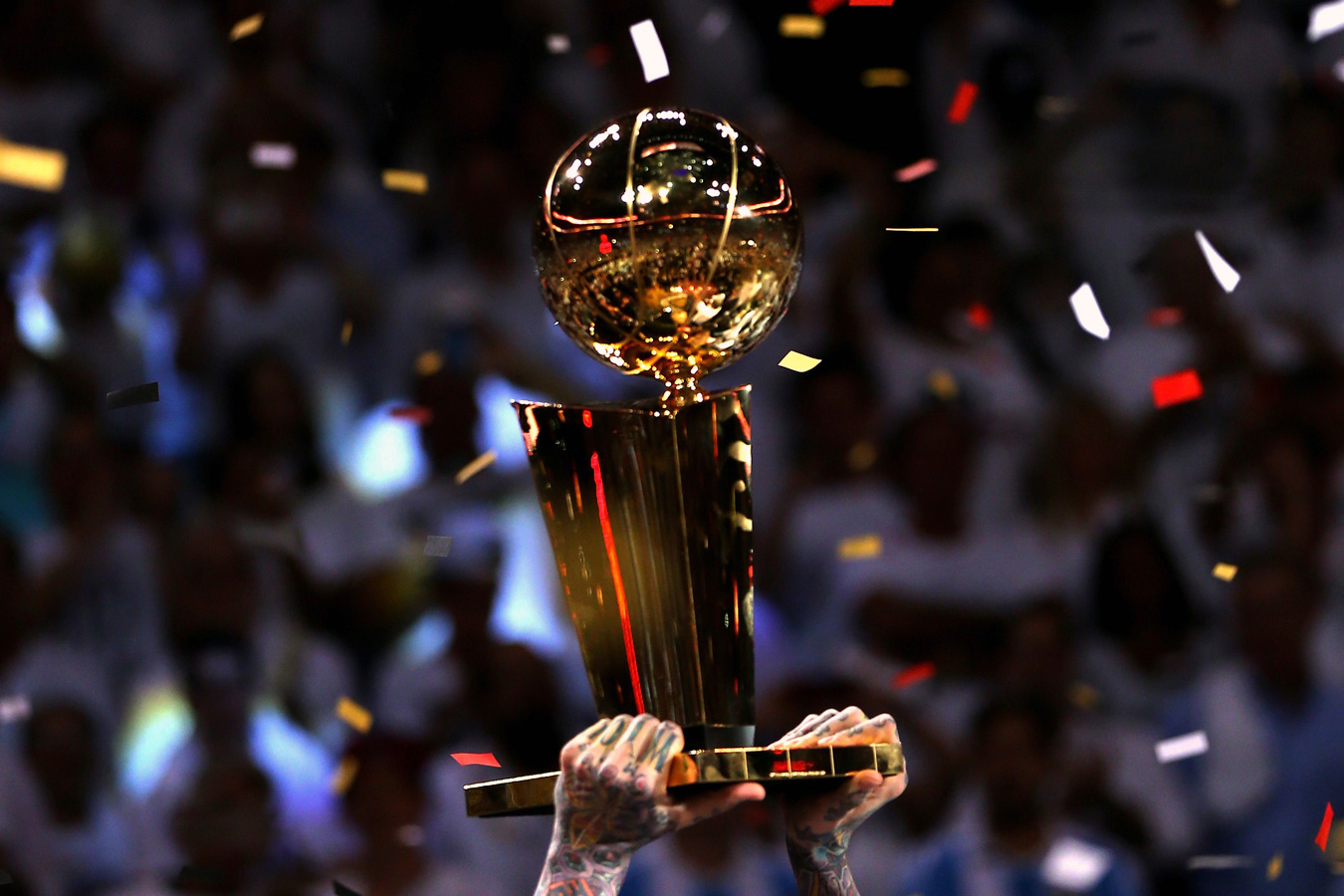POLLS: Who Will Win This Year's NBA Championship?