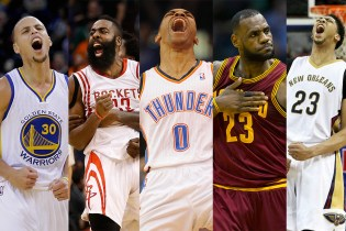 POLLS: Who Will Win This Year's NBA MVP Award?