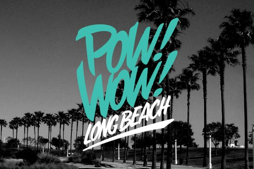 POW! WOW! Heads to Long Beach
