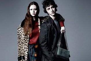 Prada 2015 Pre-Fall Campaign