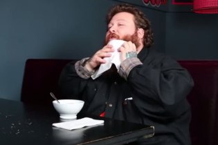 Action Bronson Teaches Proper Beard Etiquette