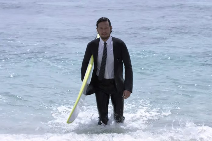 Quiksilver Has Designed a Suit That You Can Surf In