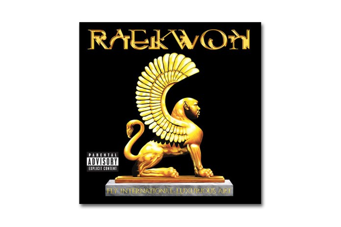 Raekwon – Fly International Luxurious Art (Album Stream)