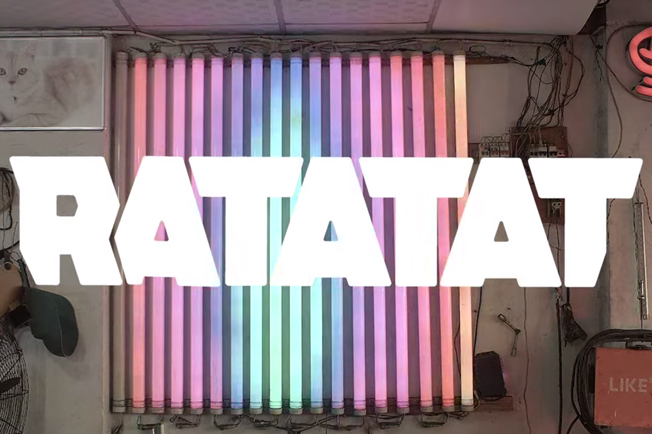 Ratatat - Cream On Chrome