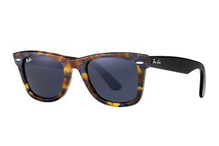"Ray-Ban Introduces the Wayfarer ""Fleck"" Collection"