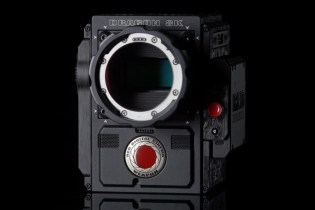 RED Unveils the 8K Vista Vision Forged Weapon