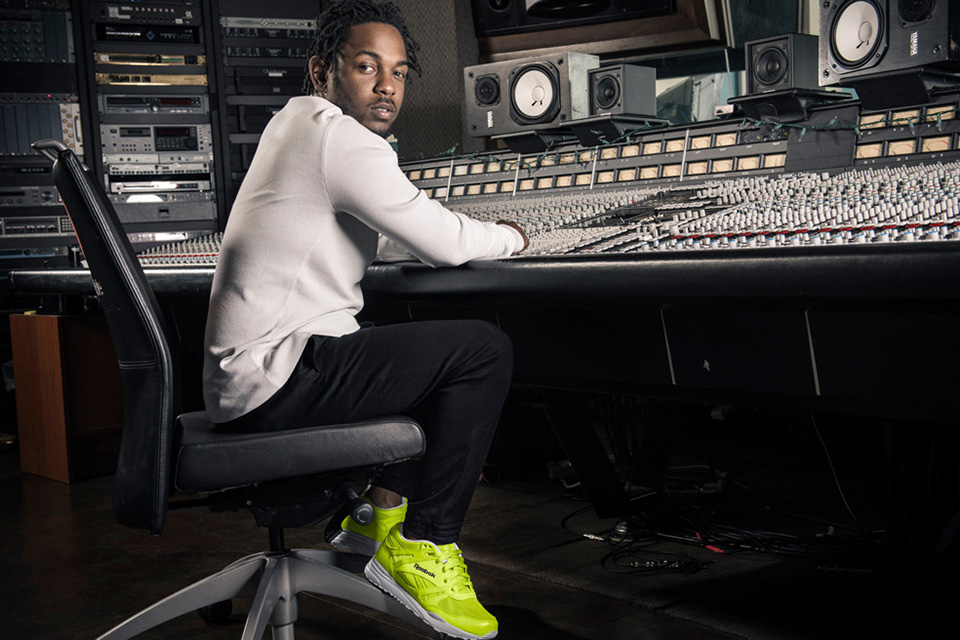 Reebok Classic x Finish Line Present 'Studio Sessions' Featuring Kendrick Lamar Episode 1