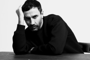 Riccardo Tisci on His Model Selection for Givenchy and Careers He's Made
