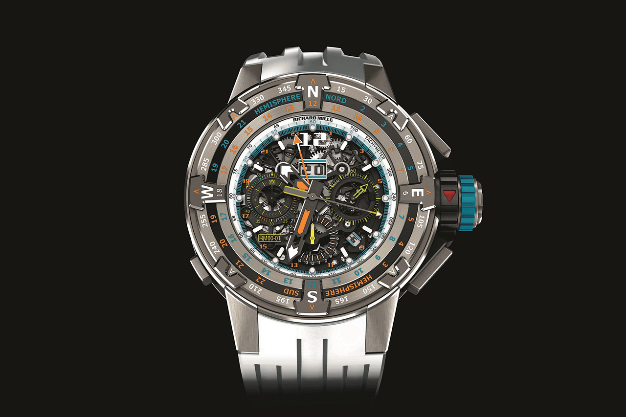 Richard Mille RM 60-01 Regatta Flyback