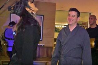 Rihanna Pranks Jimmy Kimmel for April Fools' Day