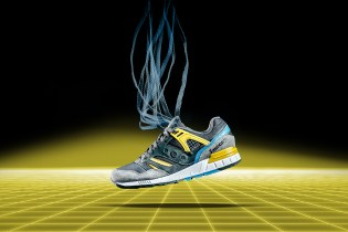 "Saucony Grid SD ""Games"" Pack"