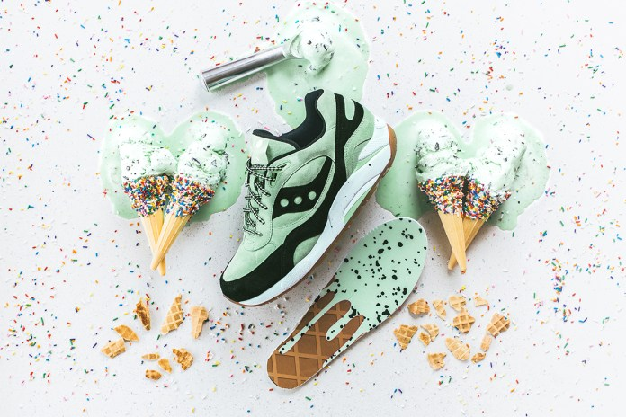 "Saucony Originals G9 ""Scoops"" Pack - Part 1"