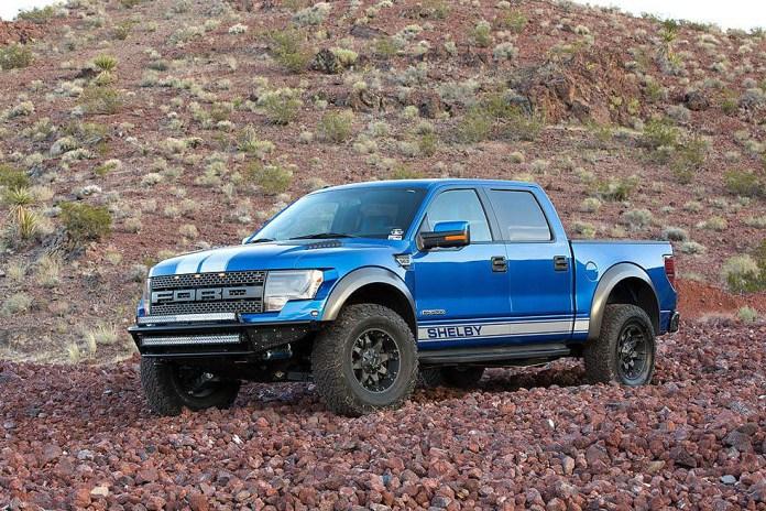Shelby American Debuts 2015 Baja 700