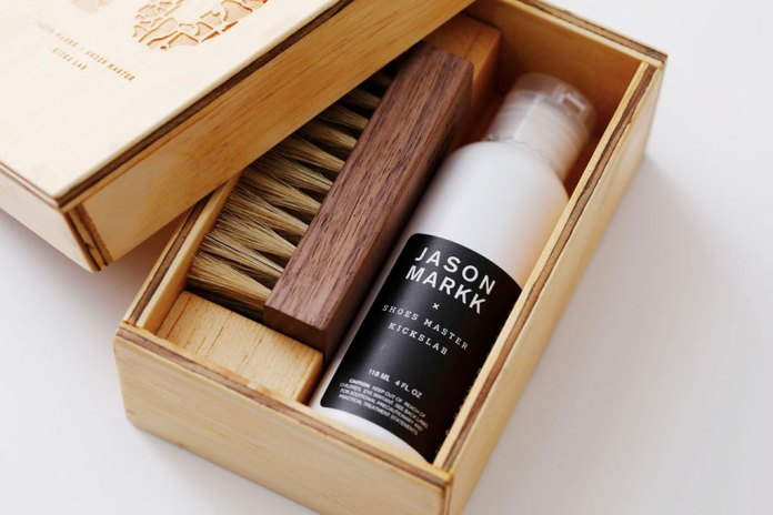 SHOES MASTER x KICKS LAB x Jason Markk 10th Anniversary Sneaker Cleaning Kit