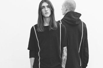SILENT by Damir Doma 2015 Fall/Winter Lookbook