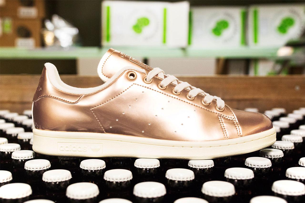 "Sneakersnstuff x adidas Originals ""Brewery"" Pack"