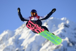 Snowboarder Billy Morgan Achieves the World's First 1800 Quadruple Cork Trick