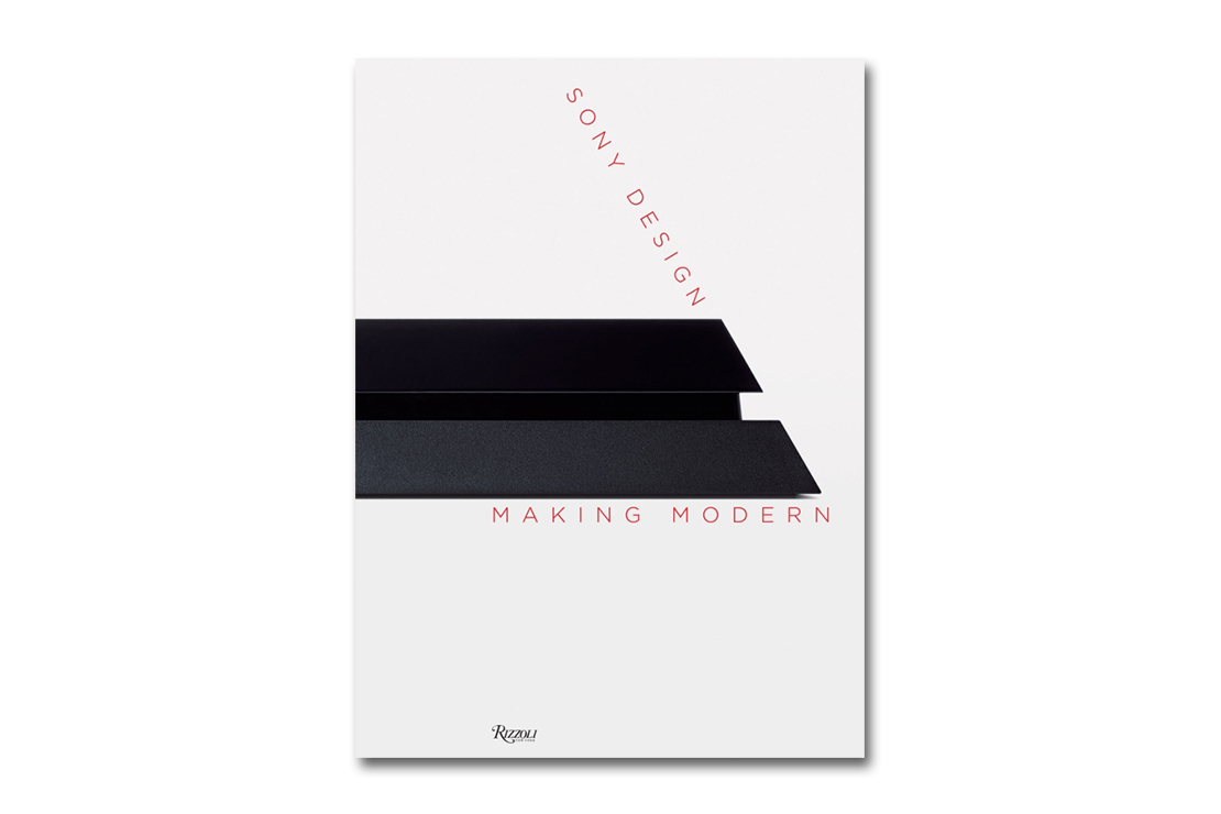 'Sony Design: Making Modern' Book by Rizzoli