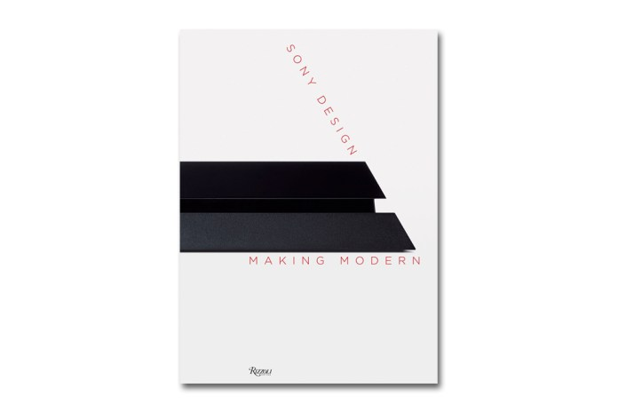 'Sony Design: Making Modern' Book by Rizzoli