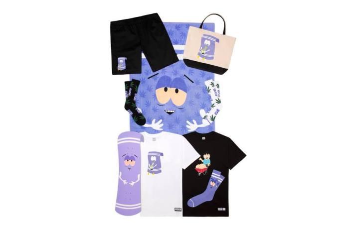 'South Park' x HUF 4/20 Pack