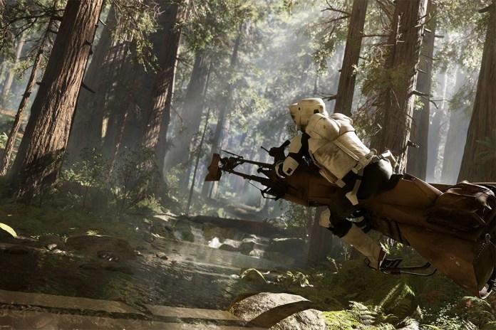 'Star Wars: Battlefront' Reveal Trailer