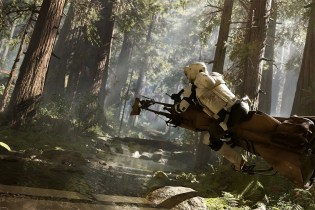 'Star Wars: Battlefront' Reveal Trailer