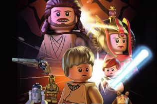 LEGO Recreates the First Six 'Star Wars' Movie Posters