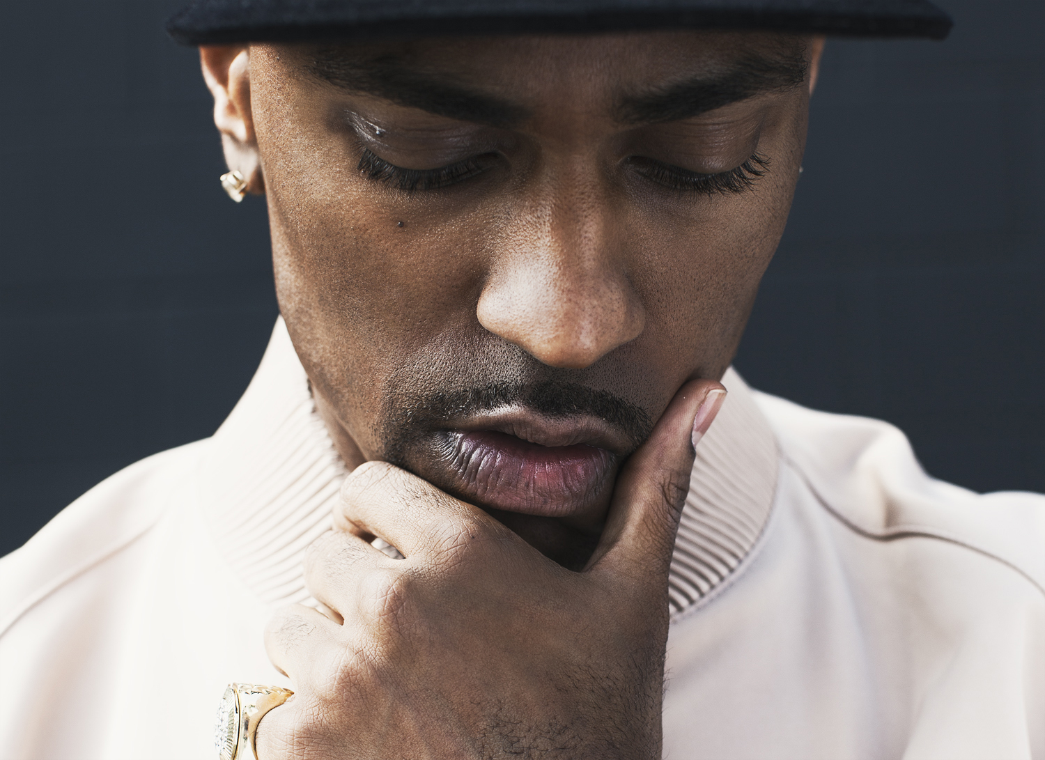 Steven Taylor Photographs Big Sean for 'Nylon'