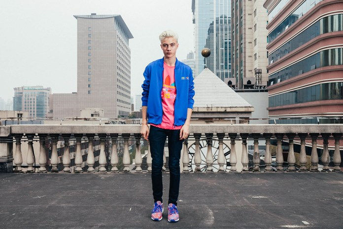 Streetsnaps: Lucky Blue Smith