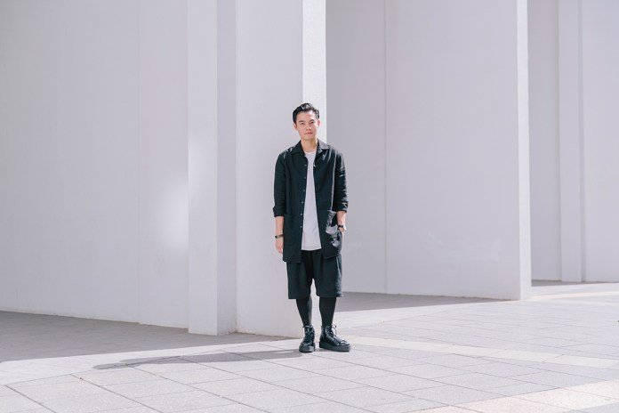 Streetsnaps: Melvin Tanaya of Song For The Mute
