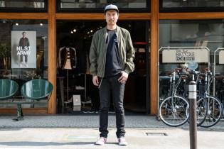 Streetsnaps: Tomohiro Ichinose of WISM