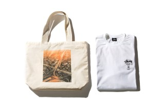 Stussy 35th Anniversary Trunk Show Collection