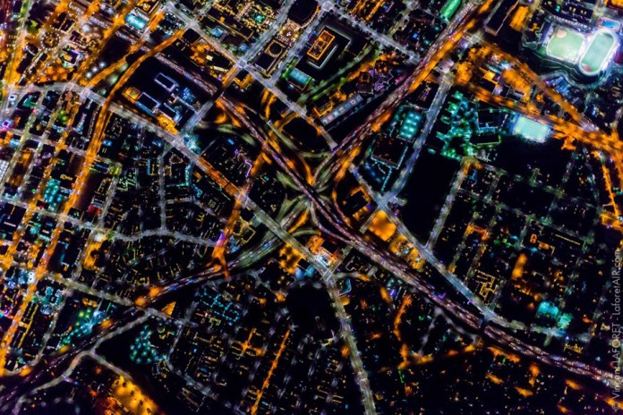 Stunning Aerial Footage & Photos of Los Angeles From 10,000 Feet by Vincent Laforet