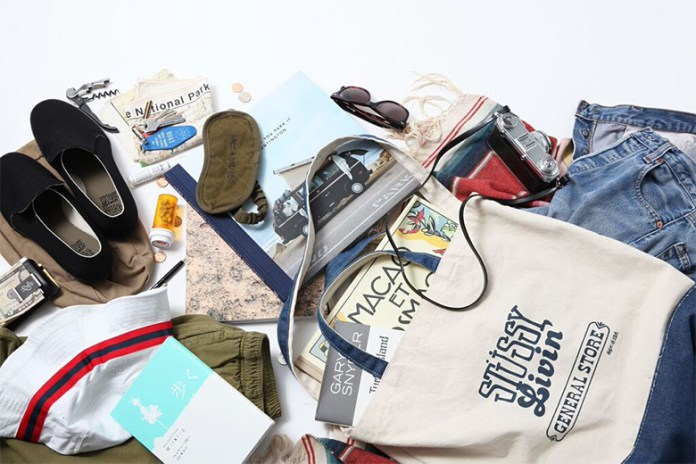 "STUSSY Livin' GENERAL STORE ""BOOKS & JOURNEY"" Pop-Up"