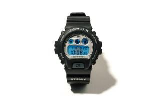 "Stussy x G-Shock DW-6900 ""35th Anniversary"""
