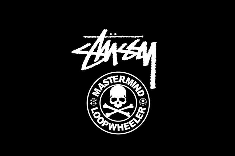 Stussy x mastermind JAPAN x Loopwheeler 2015 Spring/Summer Collection