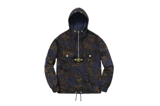 Supreme x Stone Island 2015 Spring/Summer Collection