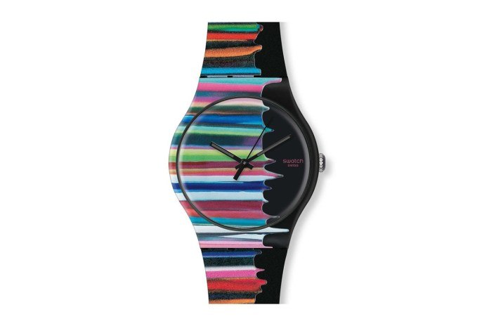 "Swatch & Art ""Superlot"" Sells for $6 Million USD at Sotheby's Hong Kong"